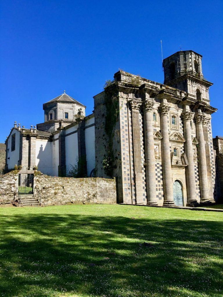 Monasterio Monfero Fragas Eume