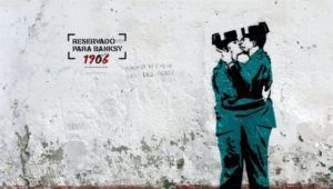 Banksy ferrol