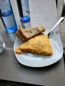 La tortilla Urbana Coruña