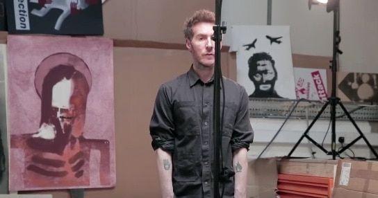 Banksy es Robert del Naja