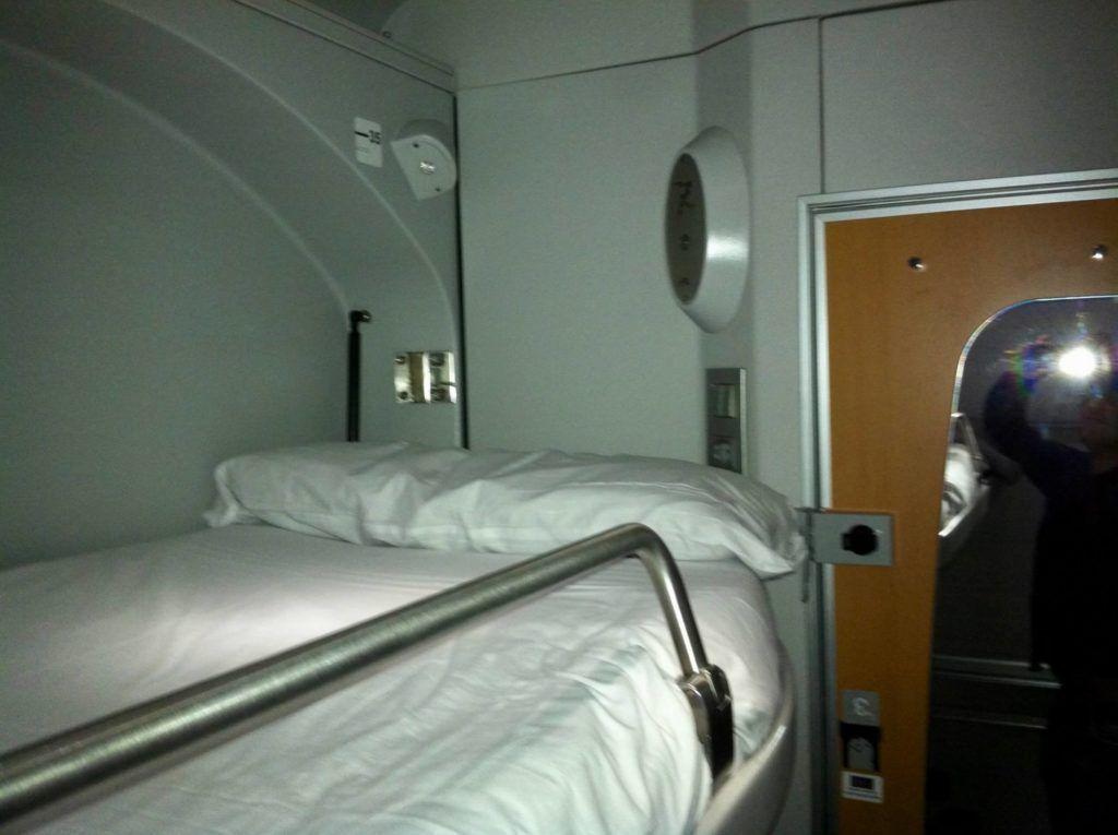 Interrail cama tren