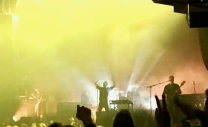 Editors Coruña Pelicano concierto Violence