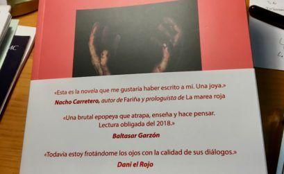 Marea Roja, narcotráfico, Galicia, libro