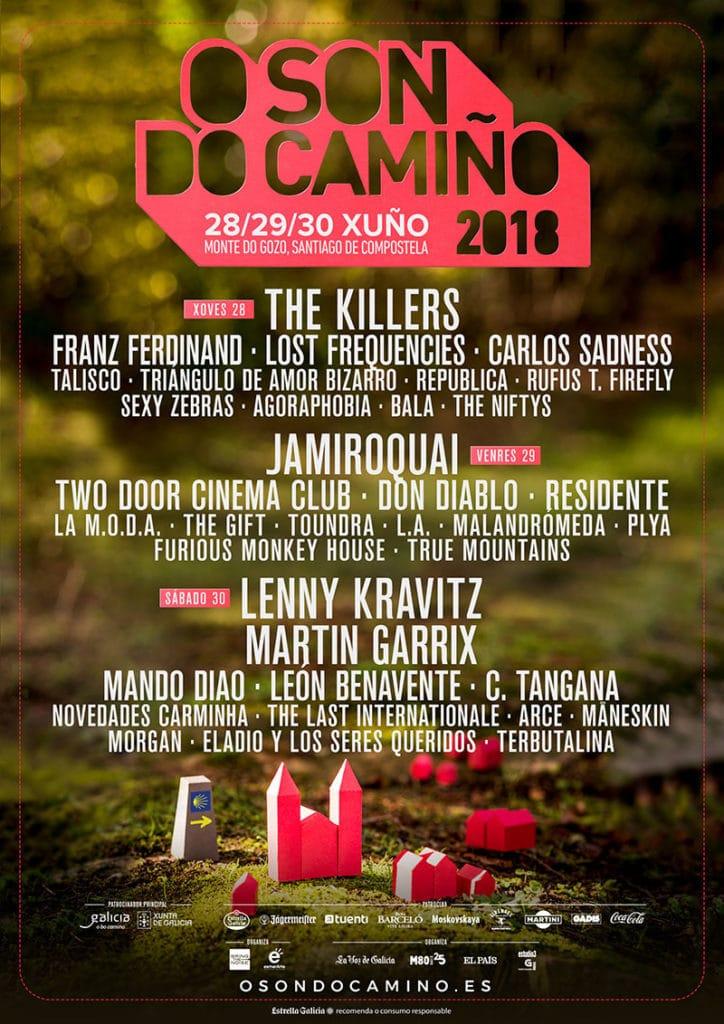 O Son do Camiño Santiago festival