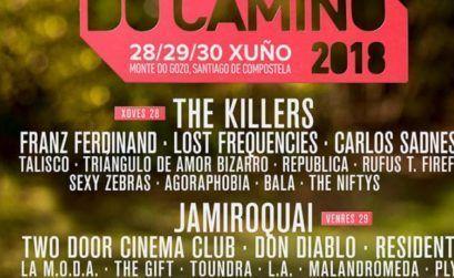 O Son do Camiño Galicia Festival