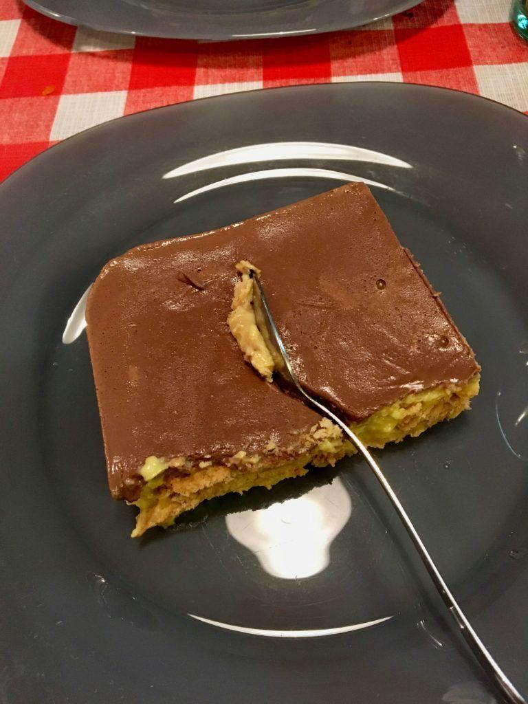 Quadriglia tarta abuela Coruña