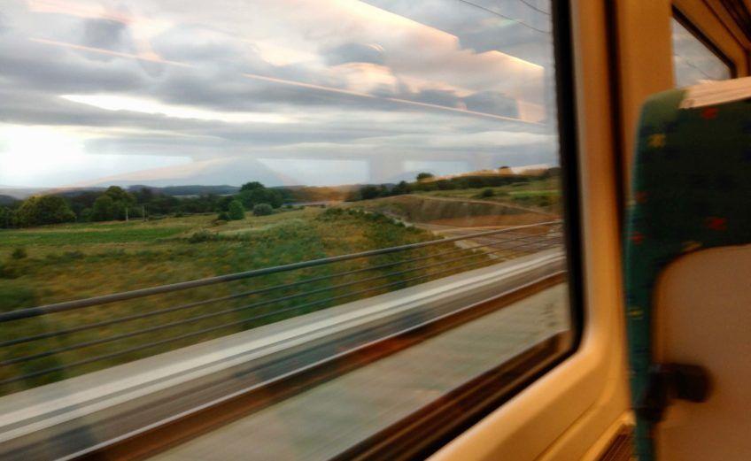 Interrail Renfe Tren
