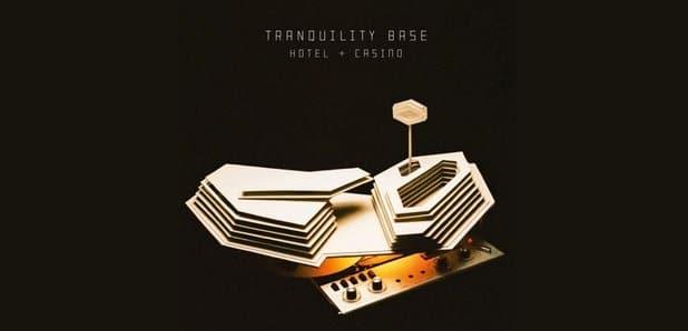 Arctic Monkeys Tranquility album
