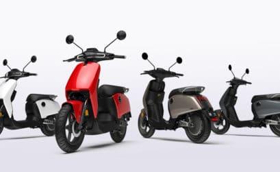 Xiaomi Super Soco scooter