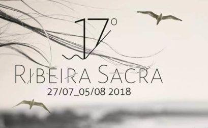 Festival 17º Ribeira Sacra 2018
