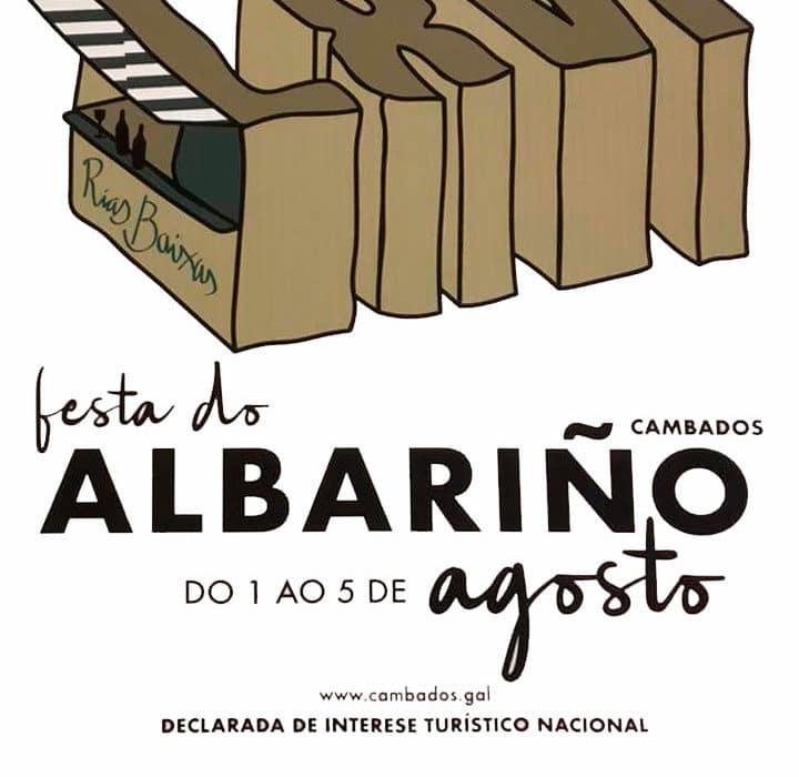 Albariño 2018 Cambados