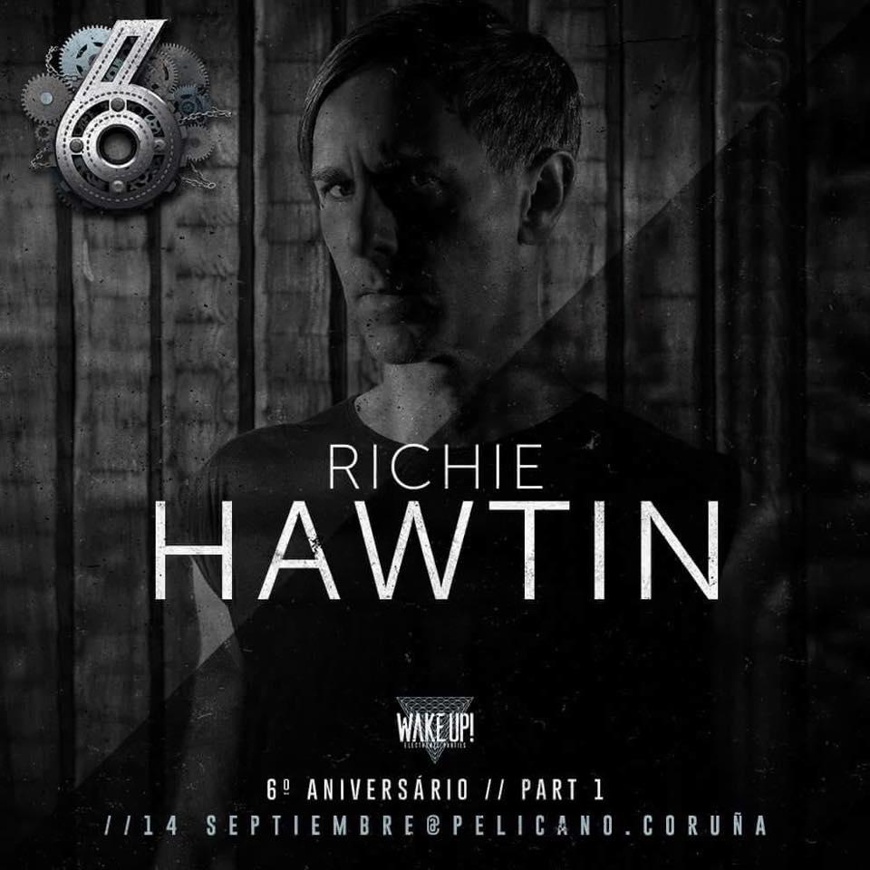 Salas de conciertos sala Pelicano Richie Hawtin