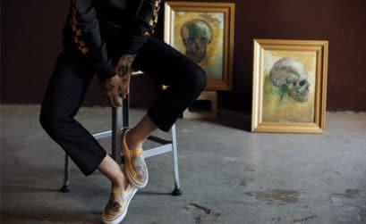 Vans Van Gogh