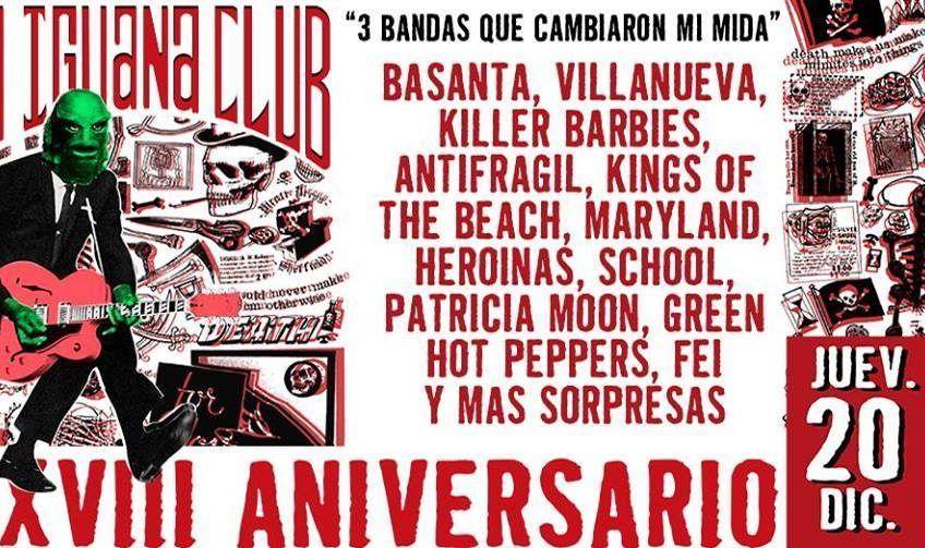 agenda de conciertos de Vigo