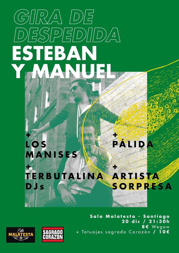 agenda de conciertos de Santiago Malatesta