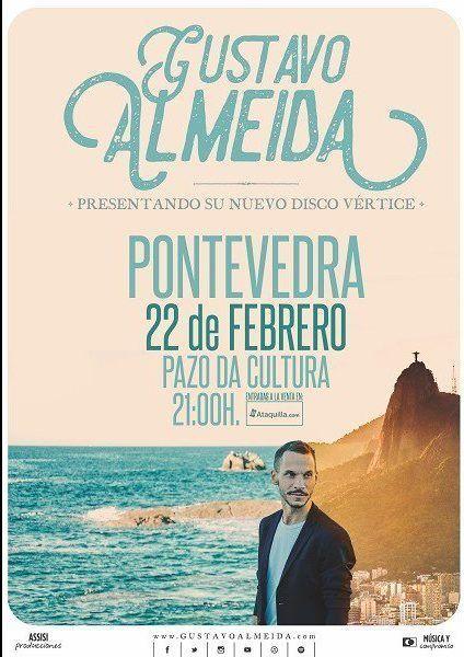 agenda de Pontevedra en febrero