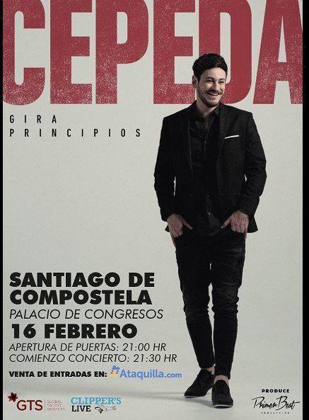 agenda de Santiago en febrero