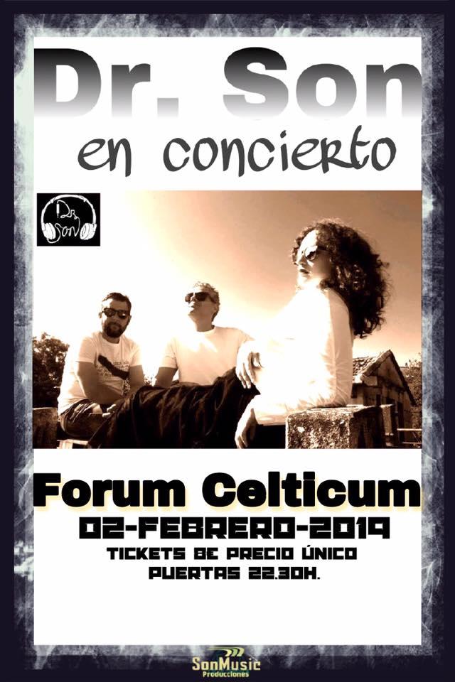 agenda de conciertos de Coruña