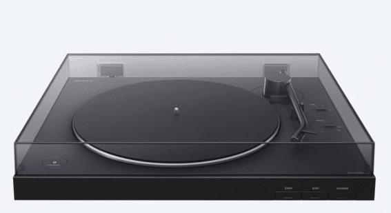 tocadiscos de Sony