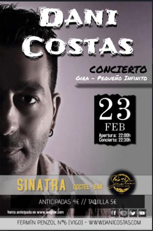 conciertos de febrero en Vigo