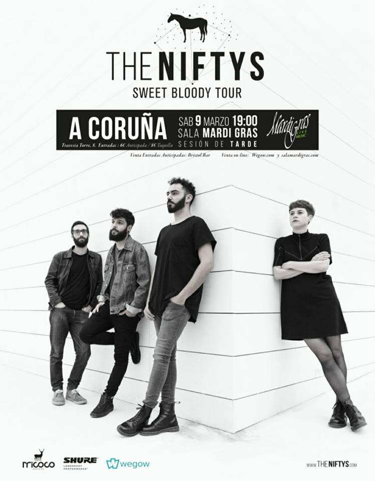 marzo en Coruña