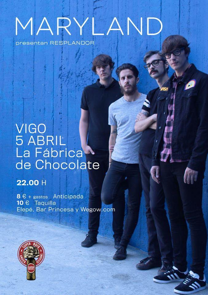 Vigo en abril