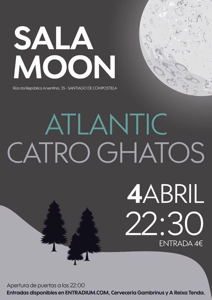 Santiago en abril