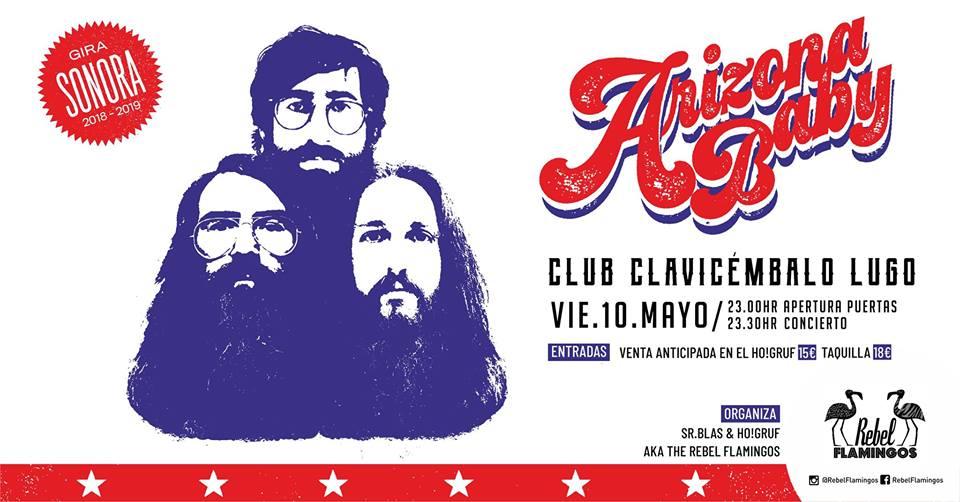 Lugo en mayo