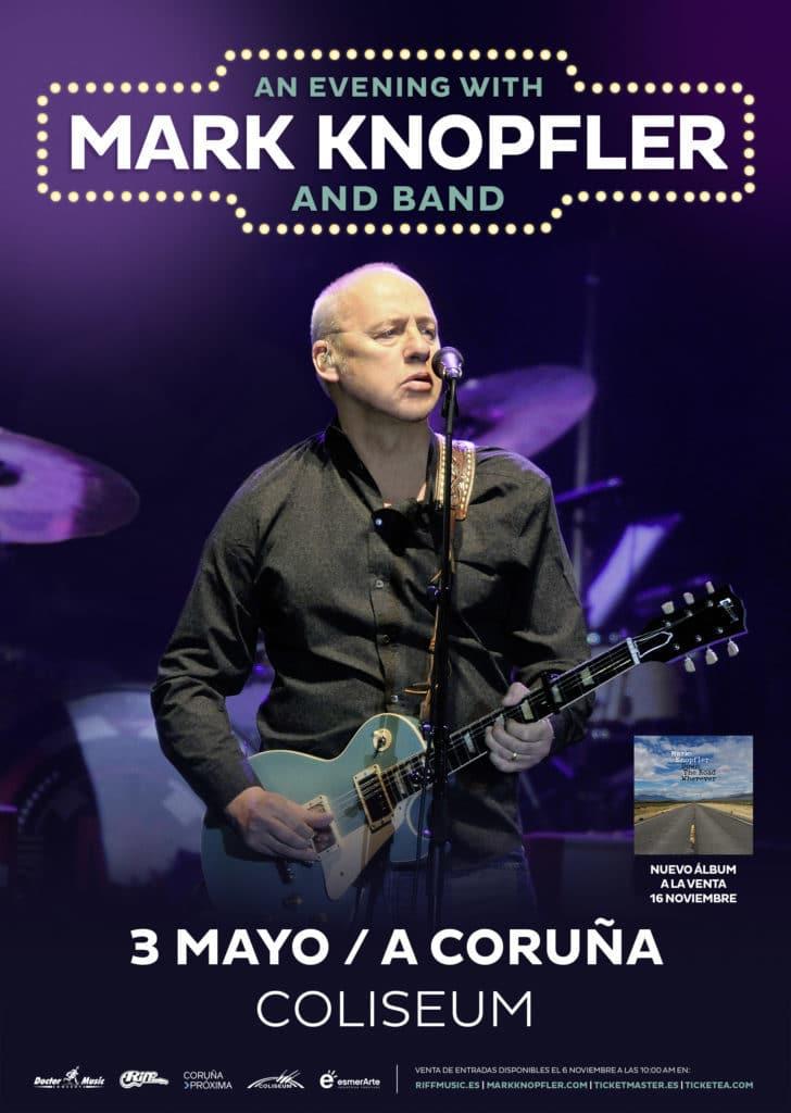 Coruña en mayo