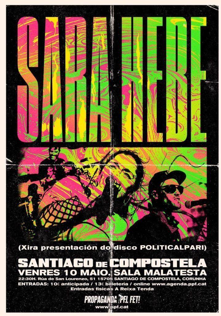 Santiago en mayo