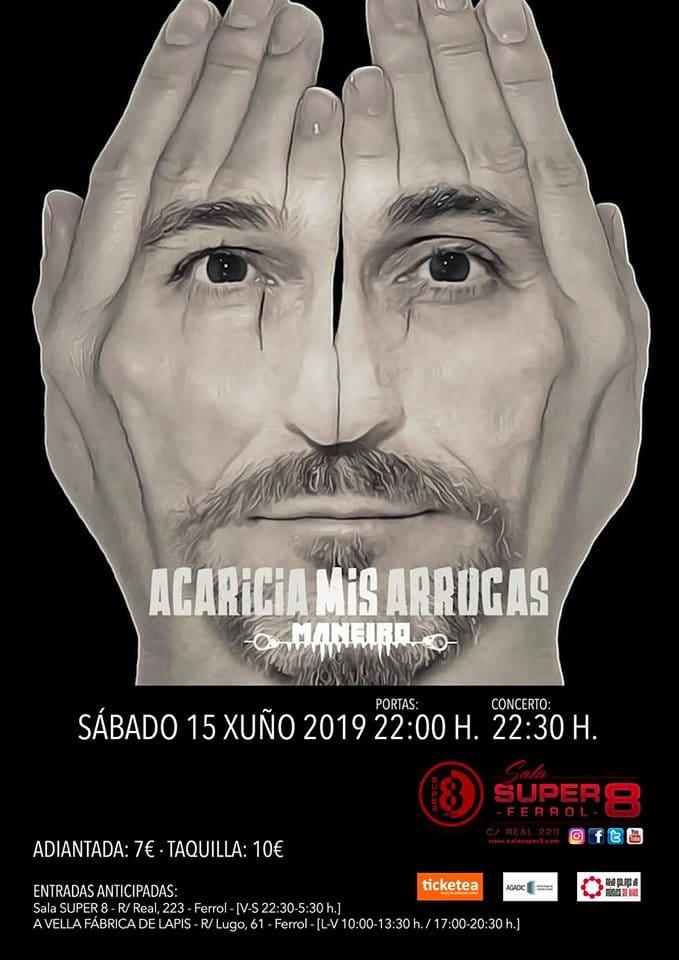 agenda de Ferrol en junio