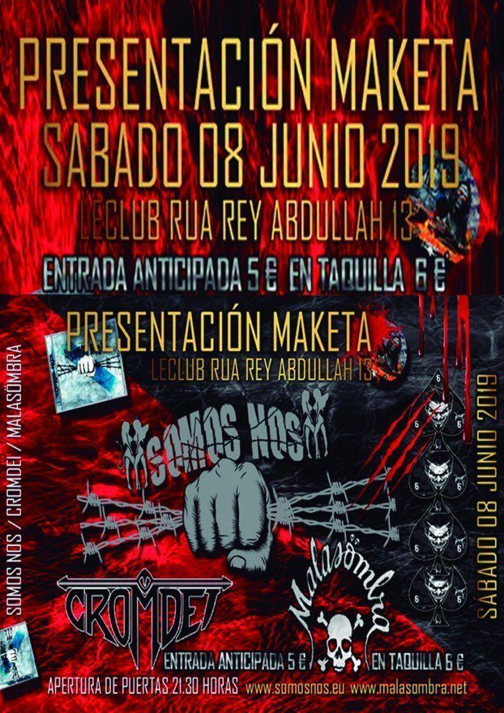 agenda de Coruña en junio