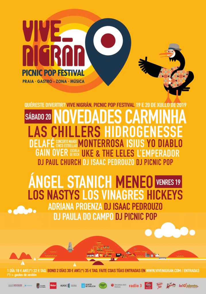 Vive Nigrán 2019