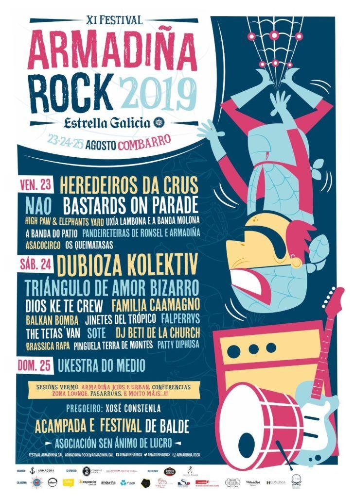 Armadiña Rock 2019