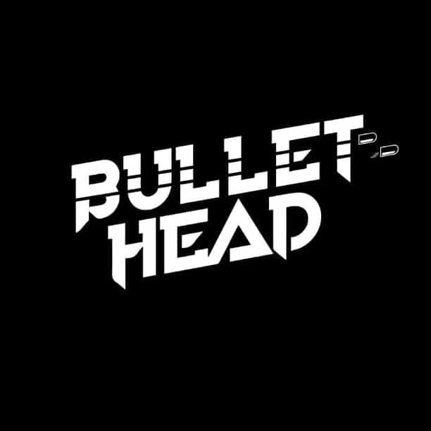 Logo Bullethead, una banda de thrash mestal coruñesa
