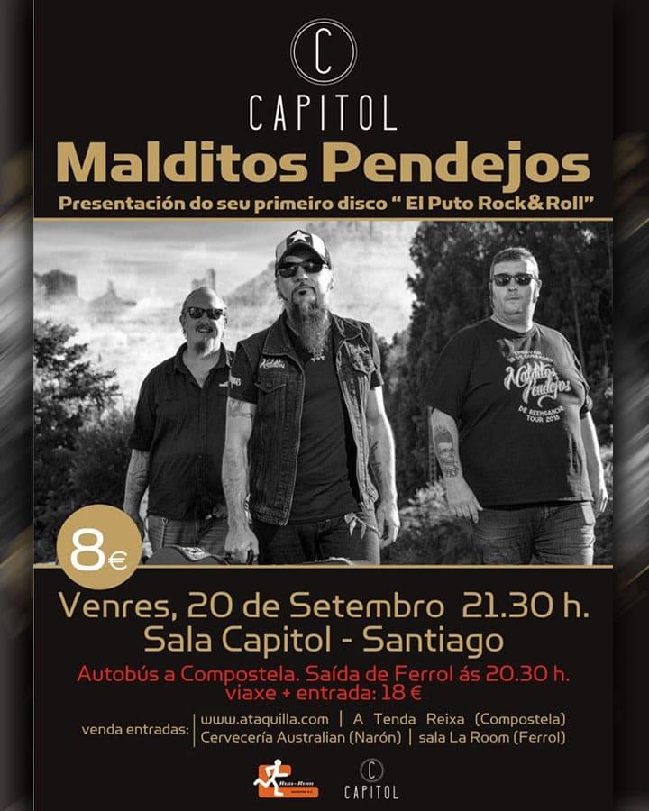 agenda de Santiago en septiembre 2019