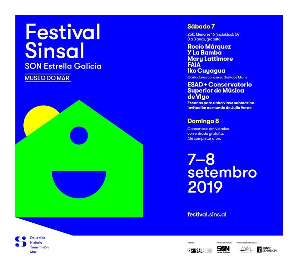 Sinsal Museo do Mar 2019