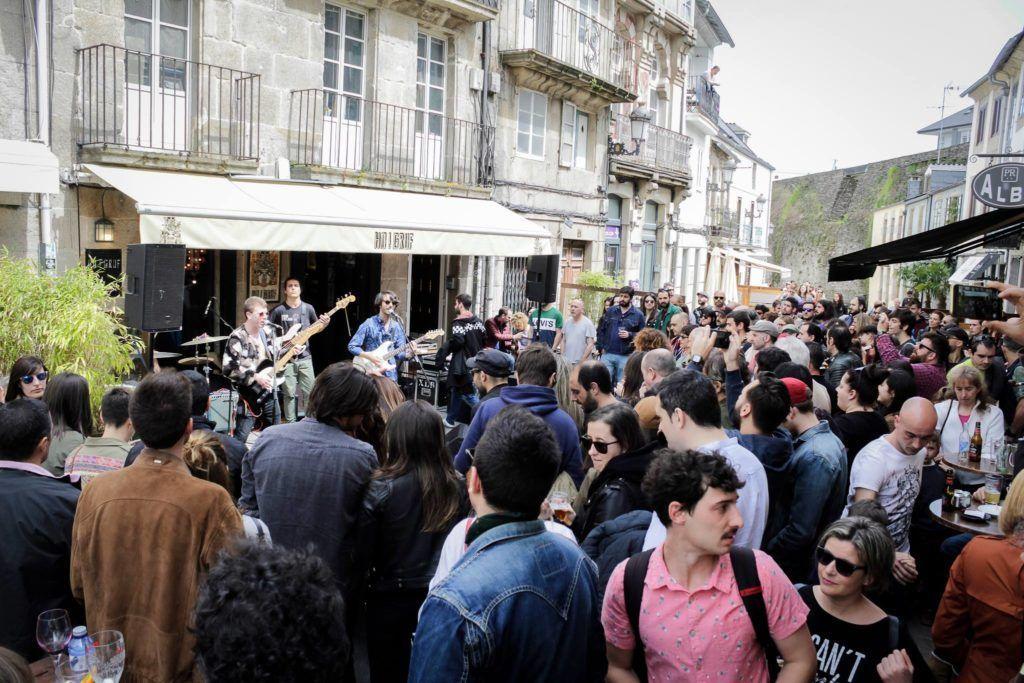 Ho! Gruf Lugo día de concierto