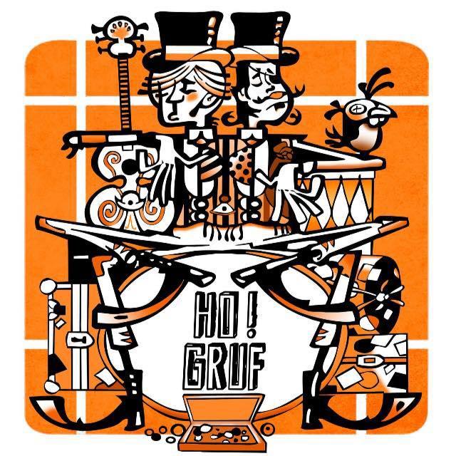 Ho! Gruf logo