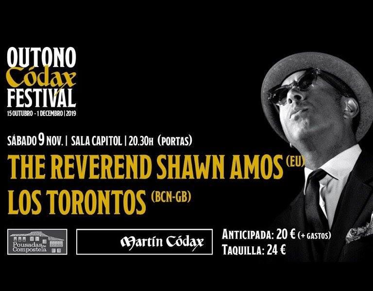 Outono Codax festival en la agenda de Santiago en noviembre 2019