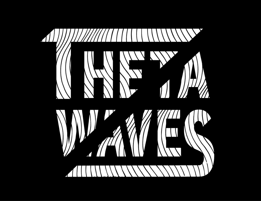 Logo Theta Waves