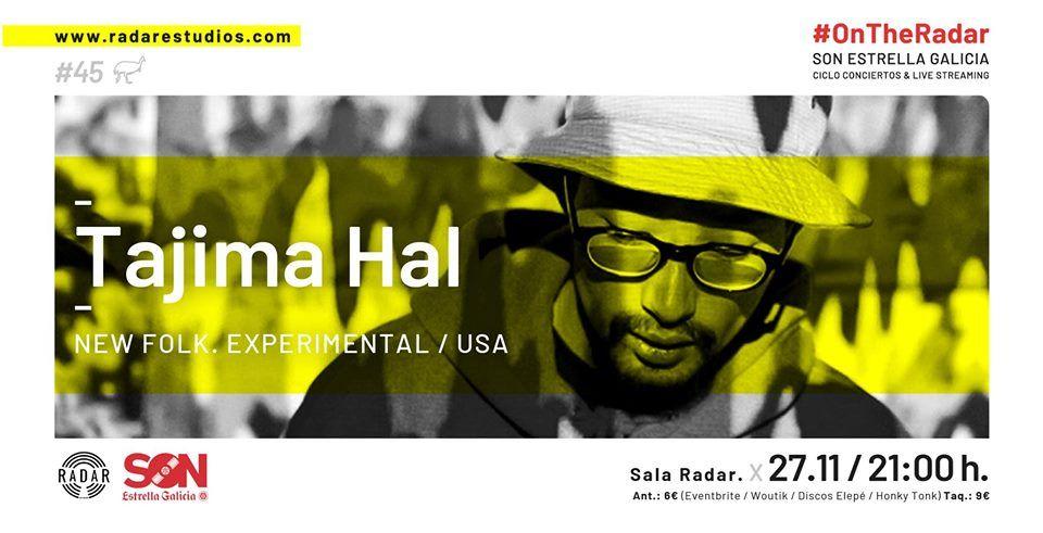 Tajima Hal en concierto en la Sala Radares de Vigo. Agenda de Vigo en noviembre 2019