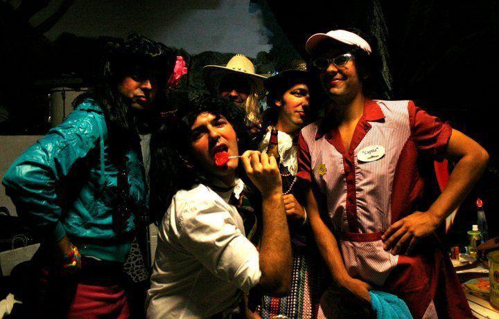 Foto promocional de Chamacas Molocas