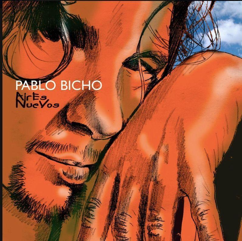 Portada del nuevo álbum de Pablo Bicho. Agenda de Coruña en enero 2020.