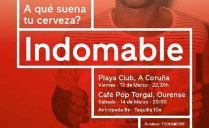 Agenda de conciertos de Coruña en marzo 2020