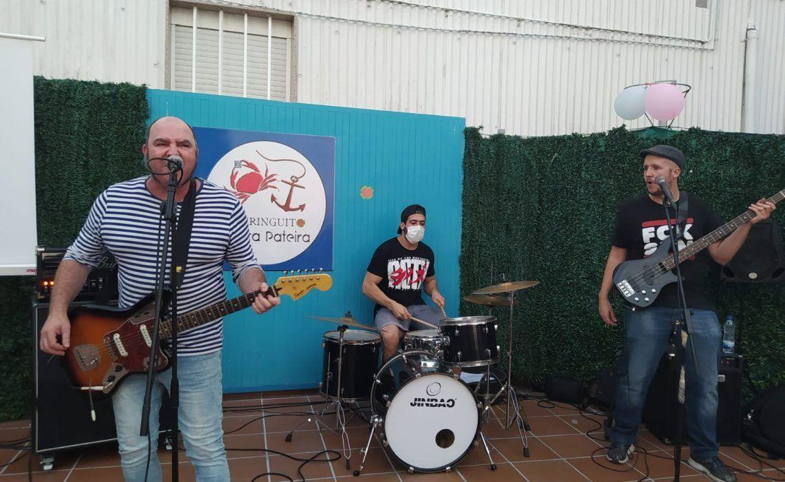 Os Bar Ban Sónicos, la banda de A Pobra do Caramiñal