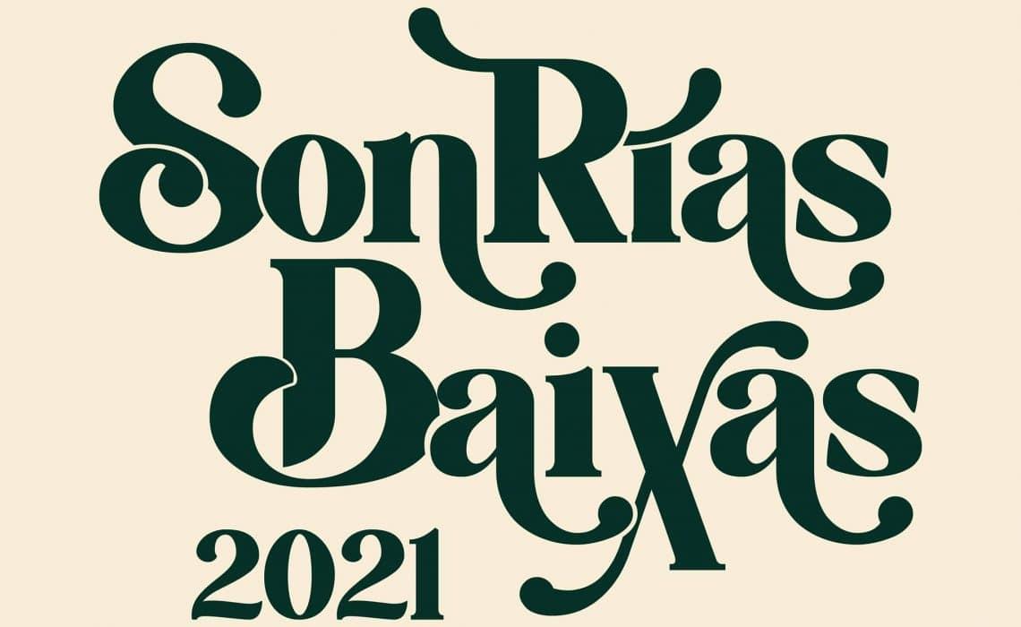Logo oficial del SonRías Baixas 2021