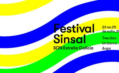 Logo oficial del Festival Sinsal 2021