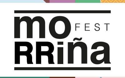 Logo del Morriña Fest 2021