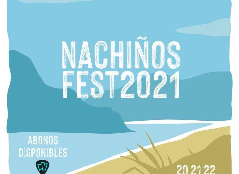 Logo oficial del Nachiños Fest 2021
